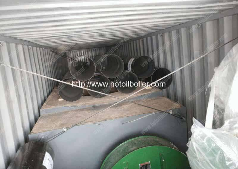 thermal-oil-heater-bottom-parts-delivery