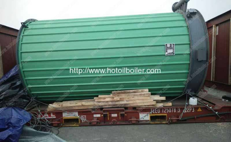 thermal-oil-heater-top-parts-delivery