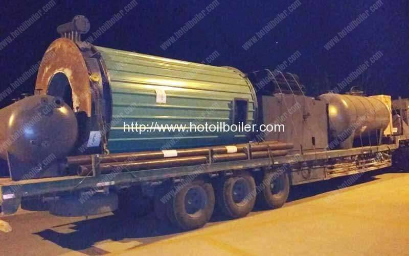 ygl-2000f-wood-fired-thermal-oil-heater-delivery-for-africa-customer
