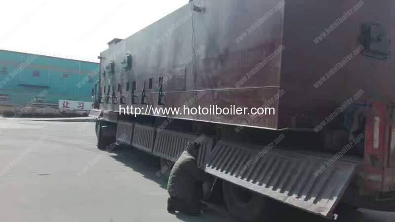 8400kw-Wood-Pellet-Fired-Thermal-Oil-Heater-Delivery-for-Vietnam-Customer