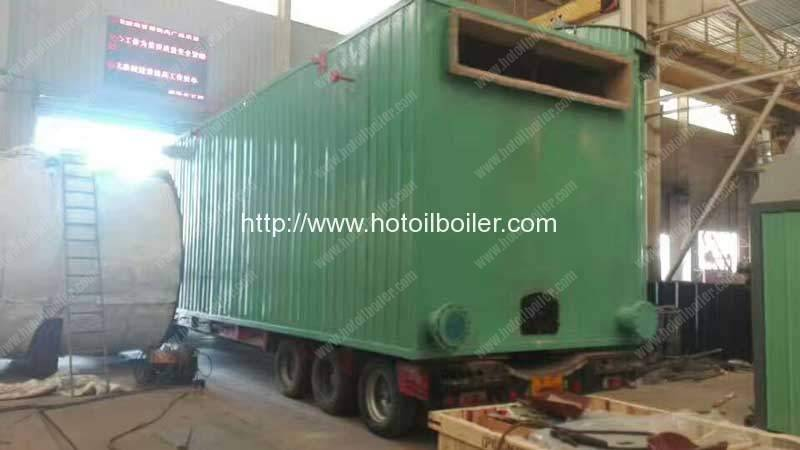 8400kw-Wood-Pellet-Fired-Thermal-Oil-Heater-Delivery-for-Vietnam