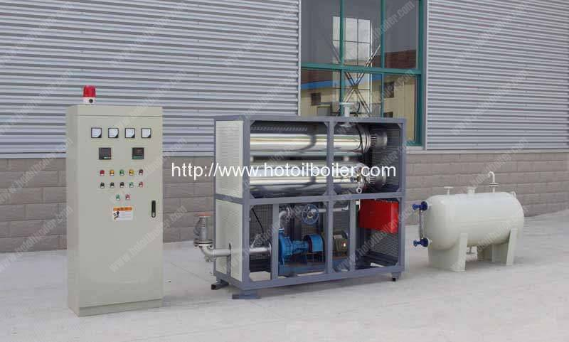 360KW Electric Heating Thermal Fluid Heaters