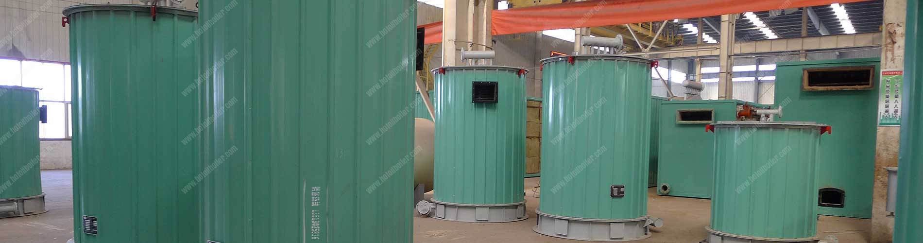 YGL vertical thermal oil heaters and thermal fluid heater