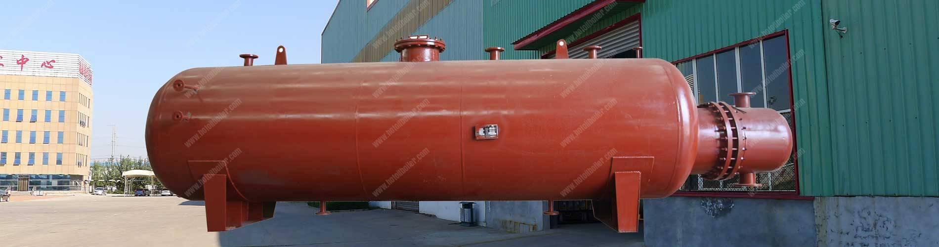 Thermal Oil Heating Steam Generators