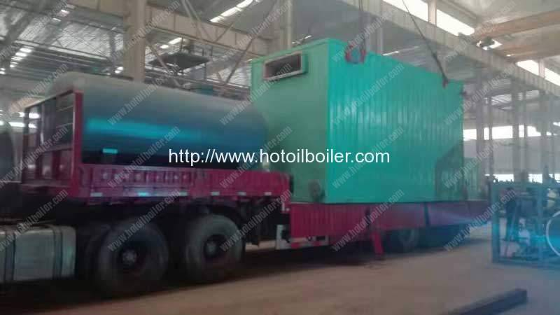 High-Efficient-3500KW-Wood-Fired-Thermal-Oil-Heater-Delivery-for-Myanmar-Customer
