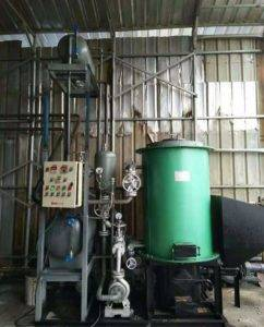 Thermal Oli Heater for Plywood Hot Press Machine