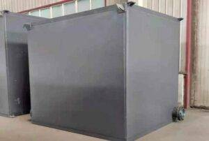 Flue Gas Waste Heat Recovery Thermal Oil Heater